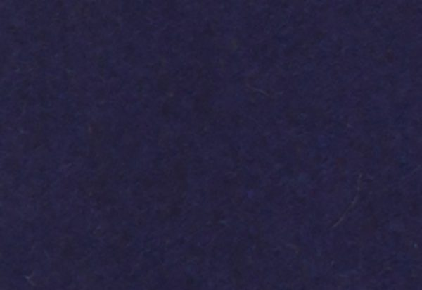 Saphire Blue Wool Felt