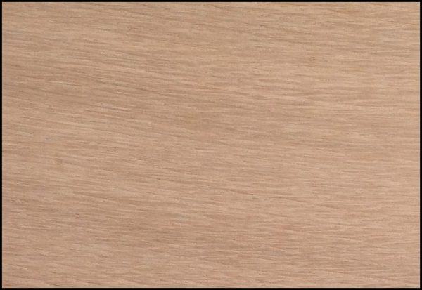 Oak with Natural Finish (option)